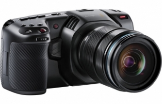 Blackmagic Pocket 4K Sinema Kamera