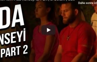 Elenen İsim Ada Konseyi 2. Part | 8. Bölüm | Survivor Türkiye - Yunanistan